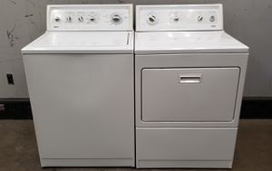 Kenmore Elite King Size Washer And Dryer Same Day Delivery for Sale in Norfolk, VA