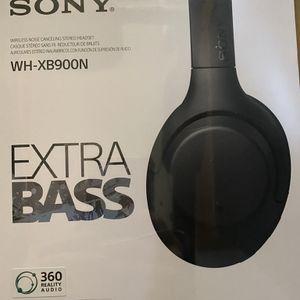 Sony extra bass for Sale in Garden City, NY