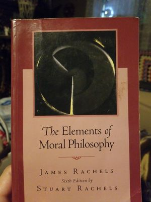 The Elements of Moral Philosophy for Sale in Hollywood, FL