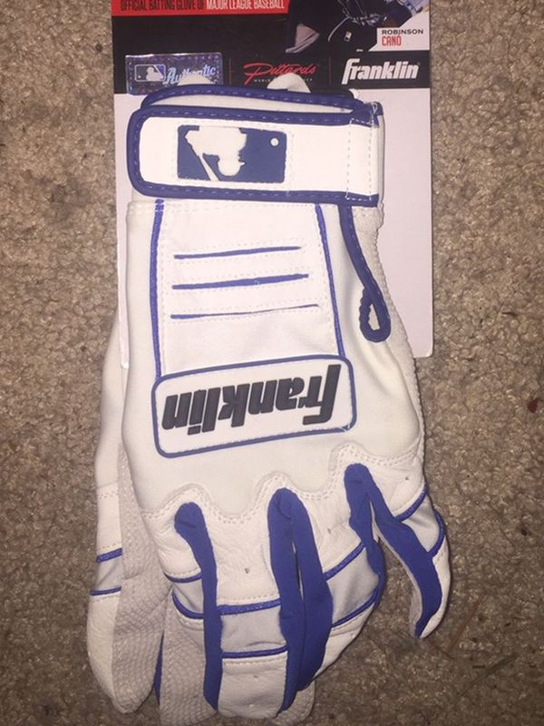 Franklin Batting Gloves (Adult Medium)