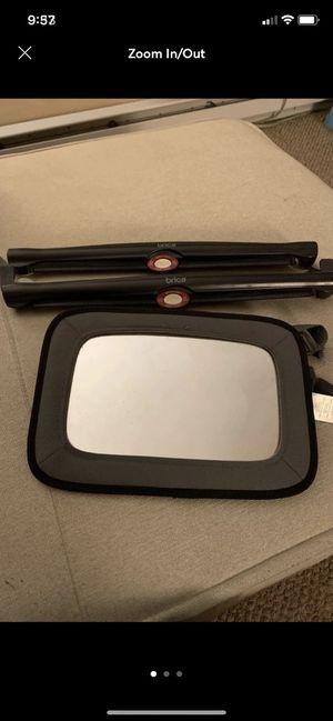 Brica sunshades and mirror for Sale in Cranston, RI
