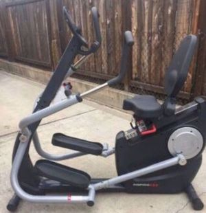 Inspire Fitness CS3 Cardio Strider - 🖐 ⭐️ ⭐️ ⭐️ ⭐️ ⭐️ Full Body Gym Commercial Unit! New! Very Low Usage! ELLIPTICAL/RECUMBANT/EXERCISE (MACHINE) for Sale in San Diego, CA