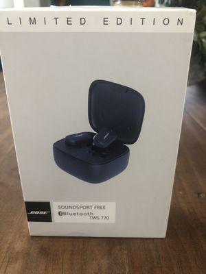 Bose Bluetooth TWS 770 for Sale in Hilmar, CA