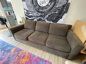 Crate and Barrel Sofa for Sale in Renton, WA