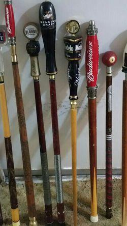 walking sticks for Sale in Selma,  CA