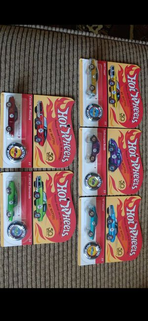 Hot Wheels 50th Anniversary Make Offer for the Lot for Sale in Chino, CA