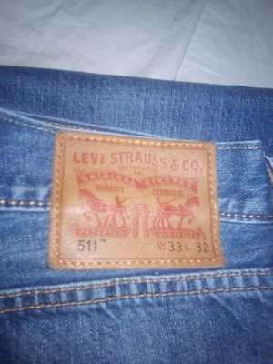 Levi's 511 washed denim jeans for Sale in Annandale, VA