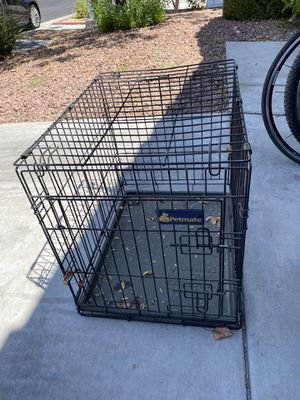 Medium size dog cage crate kennel for Sale in Las Vegas, NV