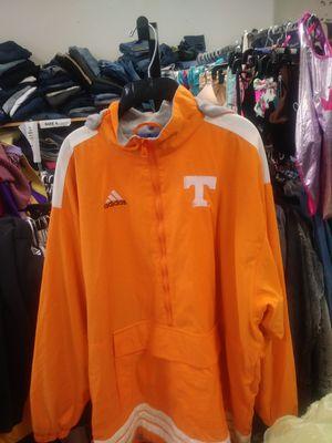 Vintage Tennessee Volunteers Adidas Mens Big & Tall Hoodie Jacket for Sale in Orlando, FL