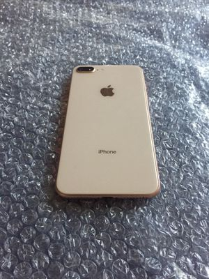 iPhone 8-plus 64gb ATT/Cricket only $320 firm no trade - Nothing wring with it for Sale in West Sacramento, CA