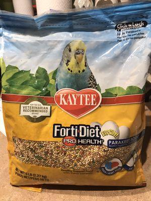 Parakeet Bird Food for Sale in Mill Creek, WA