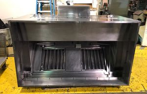 "Restaurant Equipment- 72"" Ventless Hood System for Sale in Lexington, KY"
