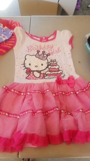 Hello kitty size 6 for Sale in Fontana, CA