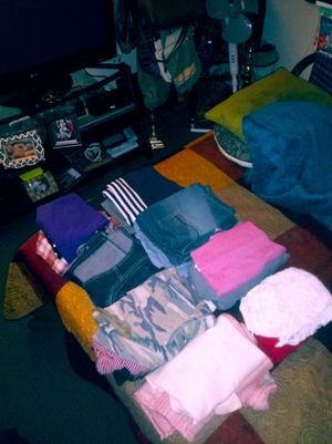 Large womens CLOTHING lot for Sale in Buffalo, NY