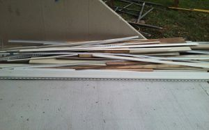 *** NOT FREE.... TAKING REASONABLE OFFERS... FOR Mixed wood pile with other building materialS for Sale in Schaumburg, IL