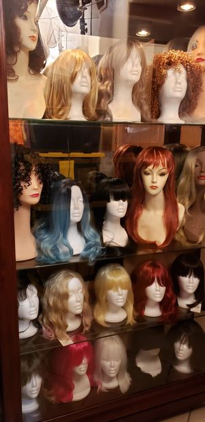 $15.each one only New Wigs (Ship it)or($10.pickup) for Sale in Las Vegas, NV