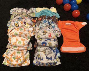 Newborn Cloth Diapers for Sale in Navarre, FL