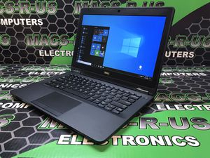 Dell latitude E7270 12 inch laptop with 16gig Ram DDR4, windows 10, 256SSD for Sale in Houston, TX