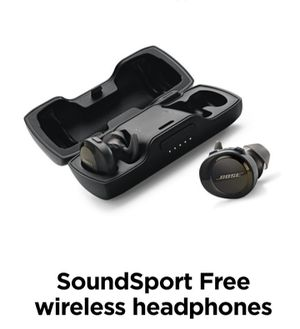 Brand new Bose Soundsport Free Wireless h for Sale in Everett, WA