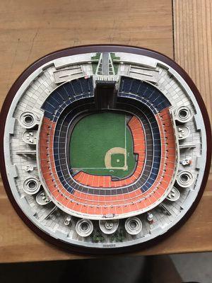 Qualcomm stadium replica Danbury mint RARE San Diego padres for Sale in Fairfax, VA