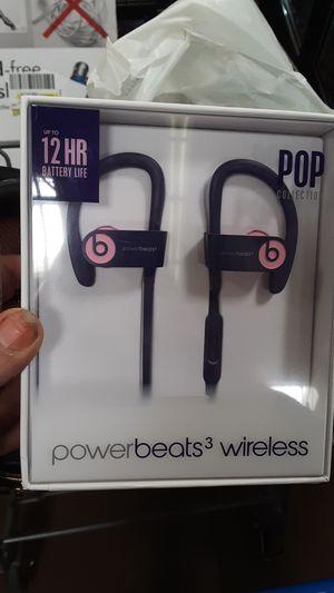 Powerbeats3 wireless for Sale in Aurora, CO