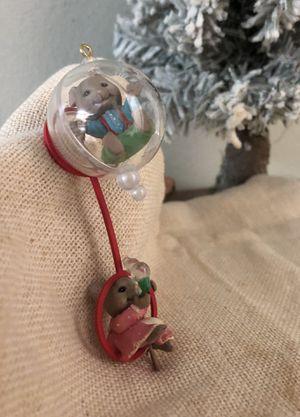 "Vintage Enesco ""Bubble Trouble"" Christmas Ornament for Sale in Seminole, FL"