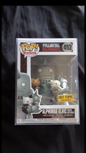 Alphonse elric funko pop for Sale in Riverside, CA