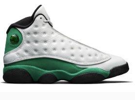 Jordan 13 Lucky Green for Sale in Calabasas, CA