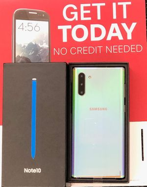 New in box Samsung Galaxy Note 10 unlocked for Sale in Lynnwood, WA
