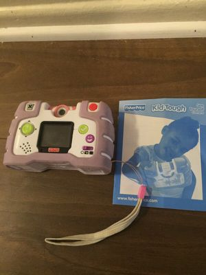 Fisher Price Kid Tough Digital See Yourself Camera for Sale in Los Angeles, CA