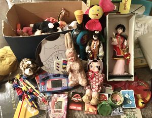 Vintage toys and collectibles - Make an offer for Sale in Woodinville, WA