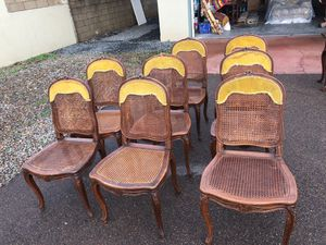 Antique Chairs. All for one price for Sale in San Diego, CA