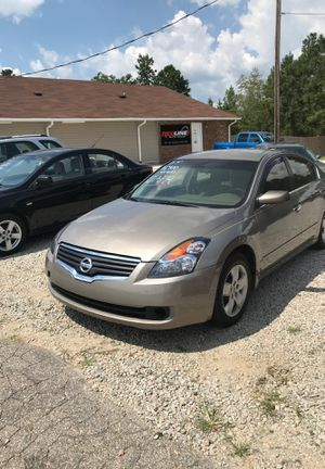 2007 Nissan Altima for Sale in Wendell, NC