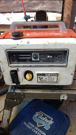 Honda EM 400 Generator '70s for Sale in Wildomar, CA