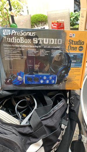 Audiobox studio for Sale in Auburn, WA