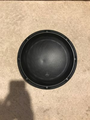 "JL audio 10"" for Sale in Kent, WA"