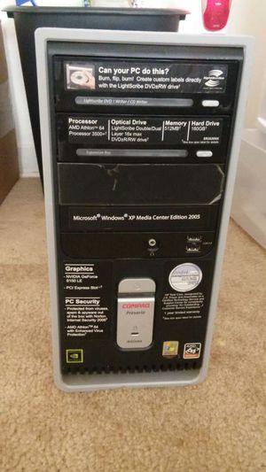 Compaq Presario sr2020nx for Sale in Hyattsville, MD