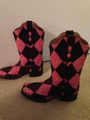 Cowboy boots, women's for Sale in Yucaipa, CA