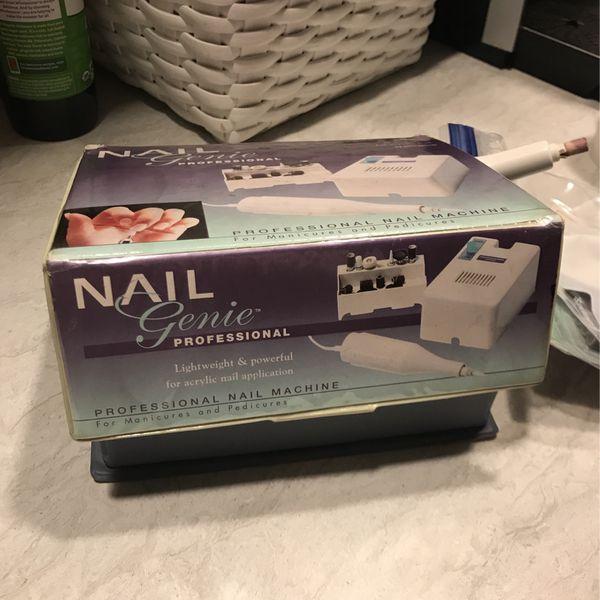 Nail Care Machine - Electric, Professional