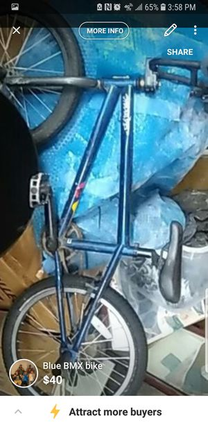 BMX bike for Sale in Washington, MO
