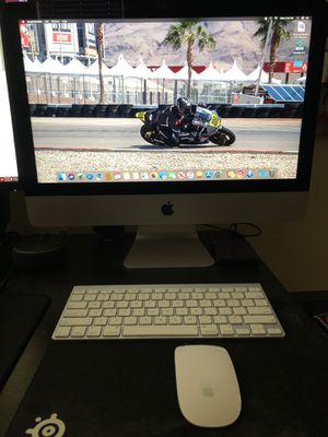 Apple iMac 21.5 inch (A1418 Late 2012) No Cracks for Sale in Westminster, CA