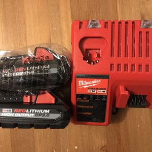 Milwaukee 3.0 Kit for Sale in North Haven, CT