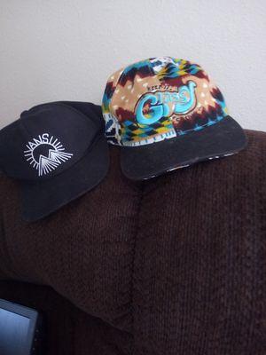 2 head shop & vans snapbaks for Sale in Huntington Beach, CA