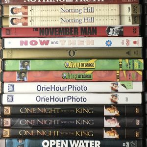DVDS $1 EACH DISCOUNTS UP TO 80% OFF WITH MULTIPLE PURCHASES (N-Z) for Sale in Tampa, FL