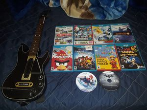 Nintendo Wii U ( Games for Sale ) for Sale in Crystal Lake, IL