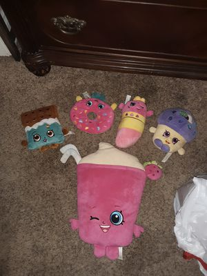 Shopkins and Pony toys for Sale in Bartow, FL