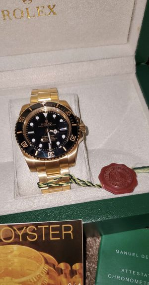 Gold watch for Sale in Orange, CA
