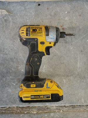 Dewalt 20 v impact for Sale in Kissimmee, FL