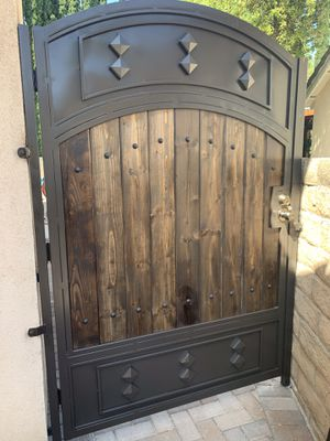 We made gates,fences for Sale in Riverside, CA