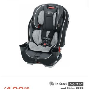 New In The Box Graco SlimFit 3-in-1 Car Seat - Darcie for Sale in Bakersfield, CA